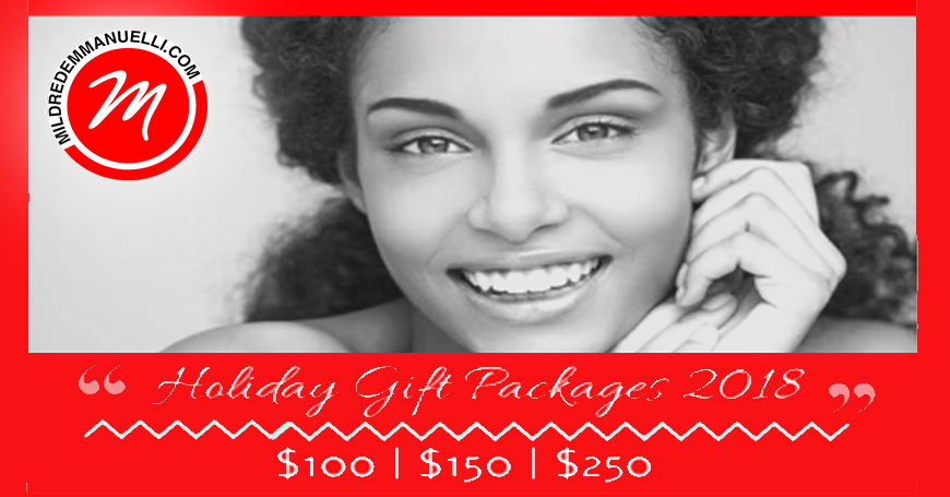 Beauty Gift Packages | Mildred Emmanuelli